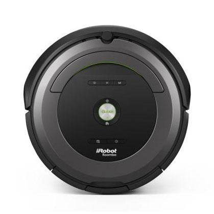 irobot saugroboter roomba 681 silber kaufen otto. Black Bedroom Furniture Sets. Home Design Ideas