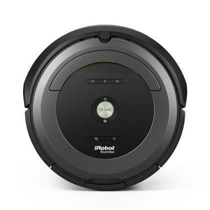 iRobot Saugroboter Roomba 681, beutellos