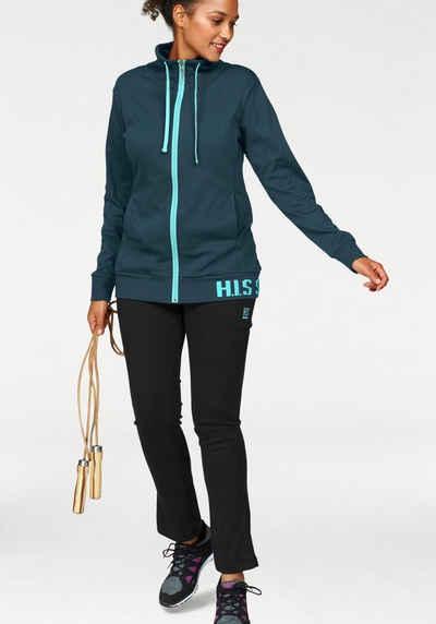 H.I.S Jogginganzug (Set, 2-tlg), Große Größen