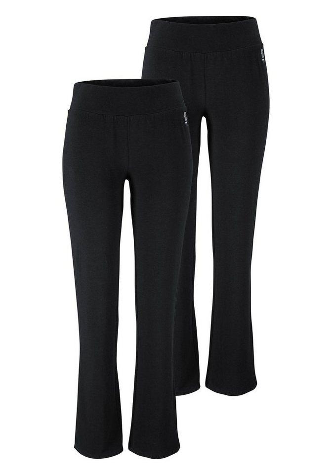 100% Zufriedenheit Rabatt-Verkauf offizieller Laden H.I.S Jazzpants (Spar-Set, 2er-Pack) Große Größen   OTTO
