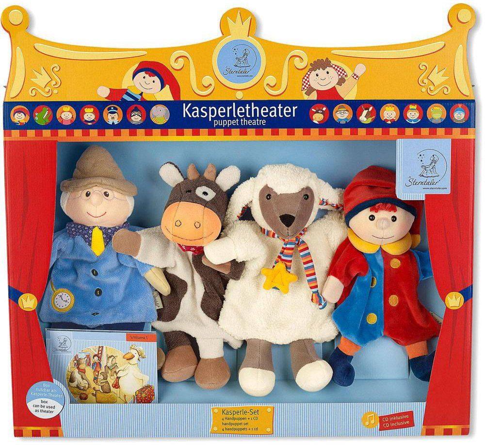Sterntaler Kasperletheater, »Kasperle Set Bauernhof«