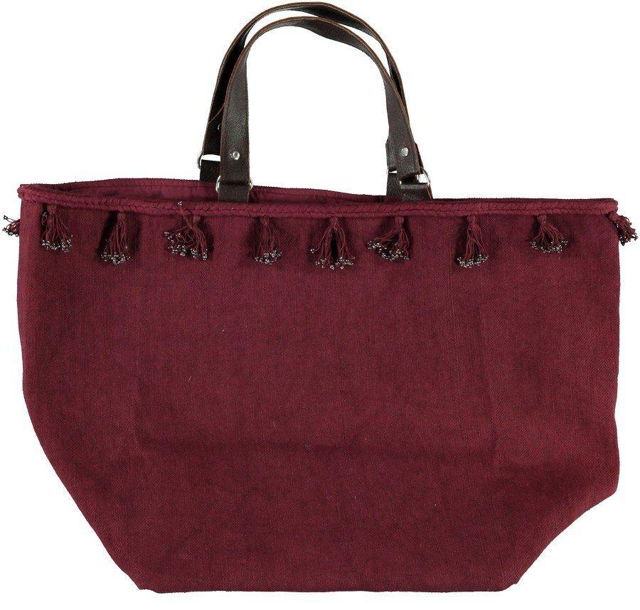 Passigatti Handtaschen in Bordeaux