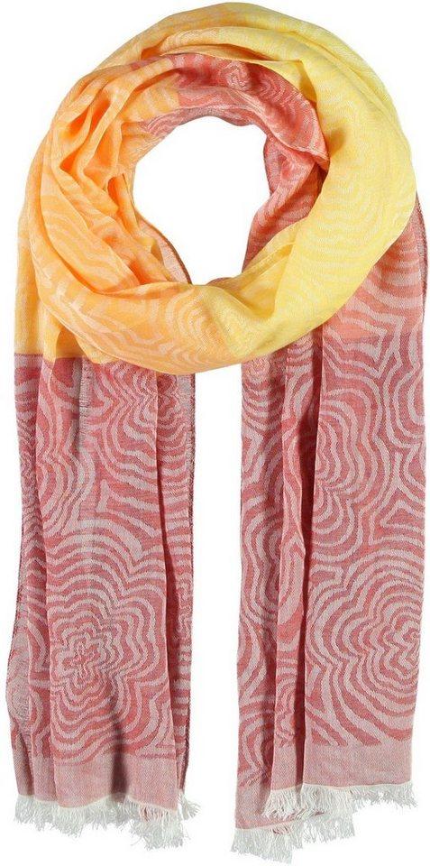 Passigatti Schal in Gelb