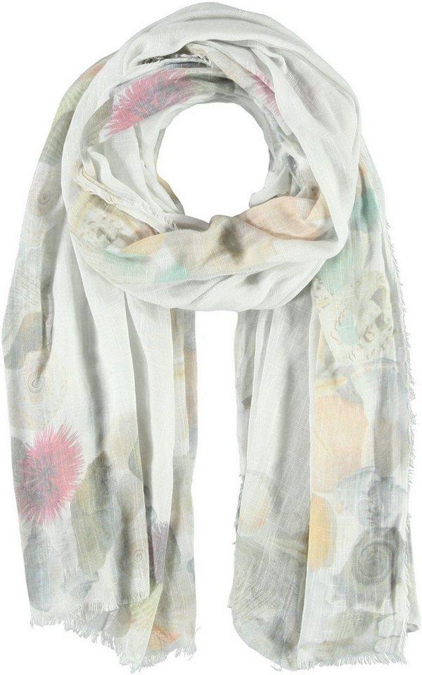 Passigatti Schal in Weiß