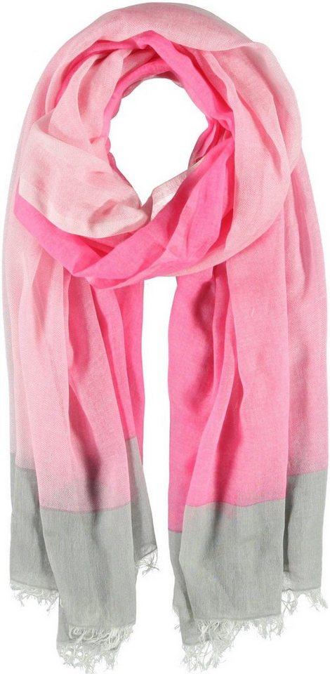 Passigatti Schal in Pink