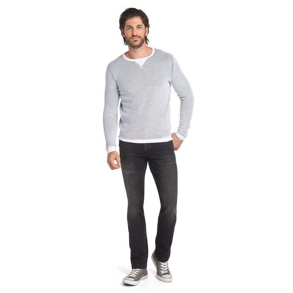 H.I.S Jeans »Stanton« in advanced black wash