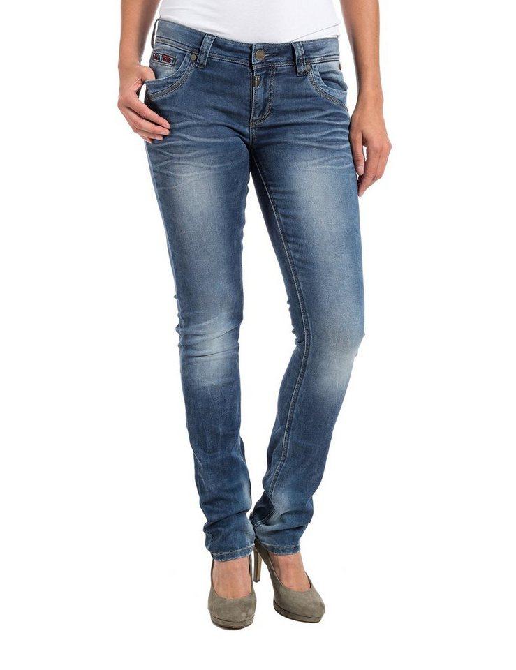 "TIMEZONE Jeans »TahilaTZ ""3750 shell blue""« in shell blue"