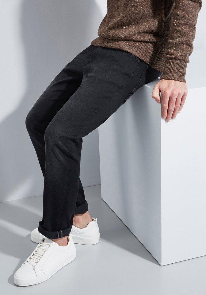 Otto Kern Jeans »David« in black denim
