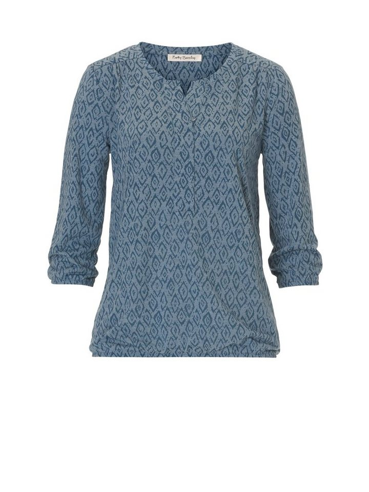 Betty Barclay Shirt in petrol - Blau