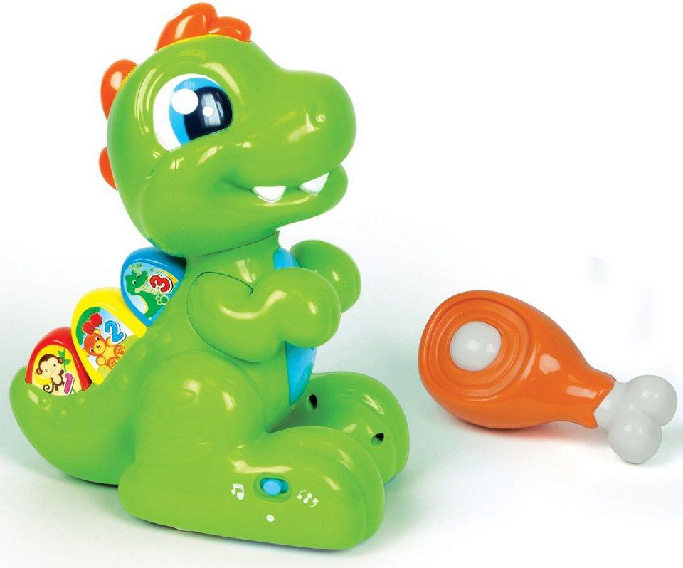 Clementoni Lernspiel Dinosaurier, »Baby T Rex«