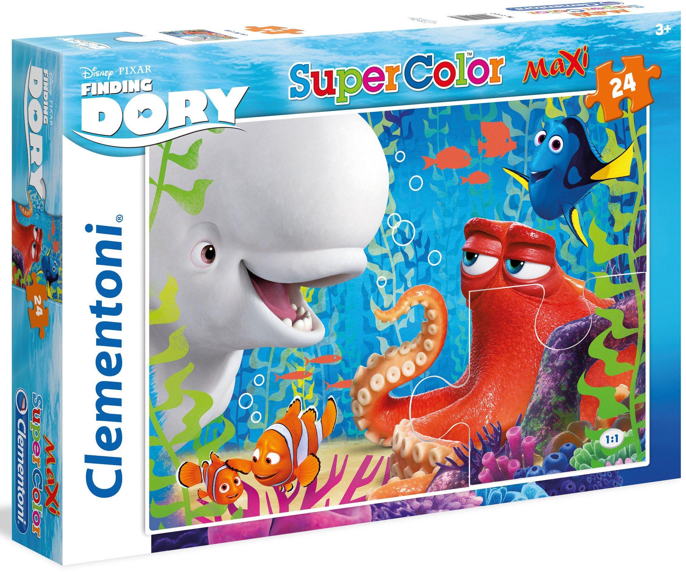 Clementoni Maxi Puzzle, 24 Teile, »Disney Finding Dory«