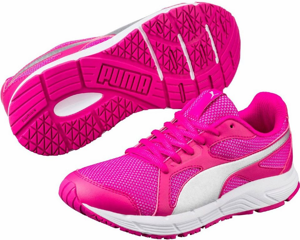 PUMA »Axis v4 Mesh Junior« Sneaker in pink