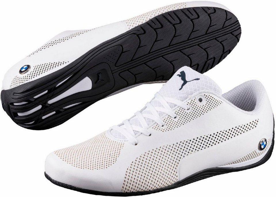 PUMA »BMW MS Drift Cat E« Sneaker in weiß