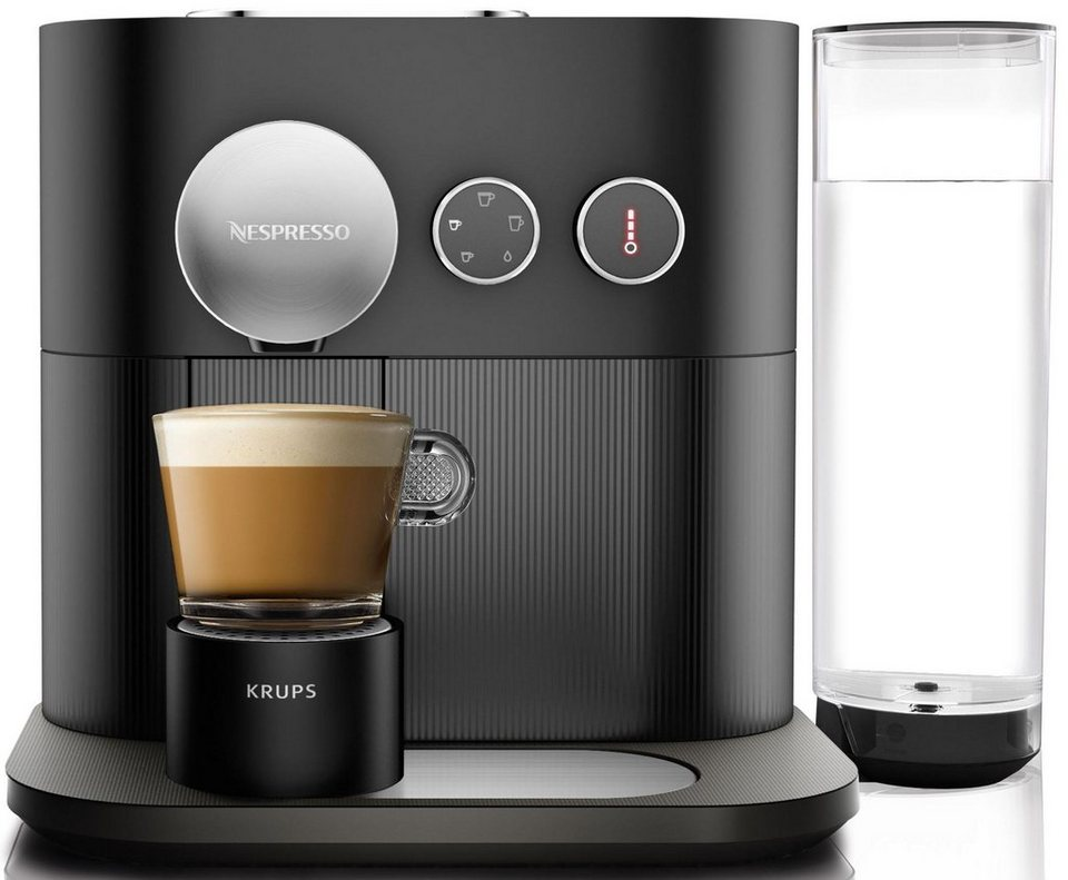 nespresso kapselmaschine nespresso xn6008 expert otto. Black Bedroom Furniture Sets. Home Design Ideas