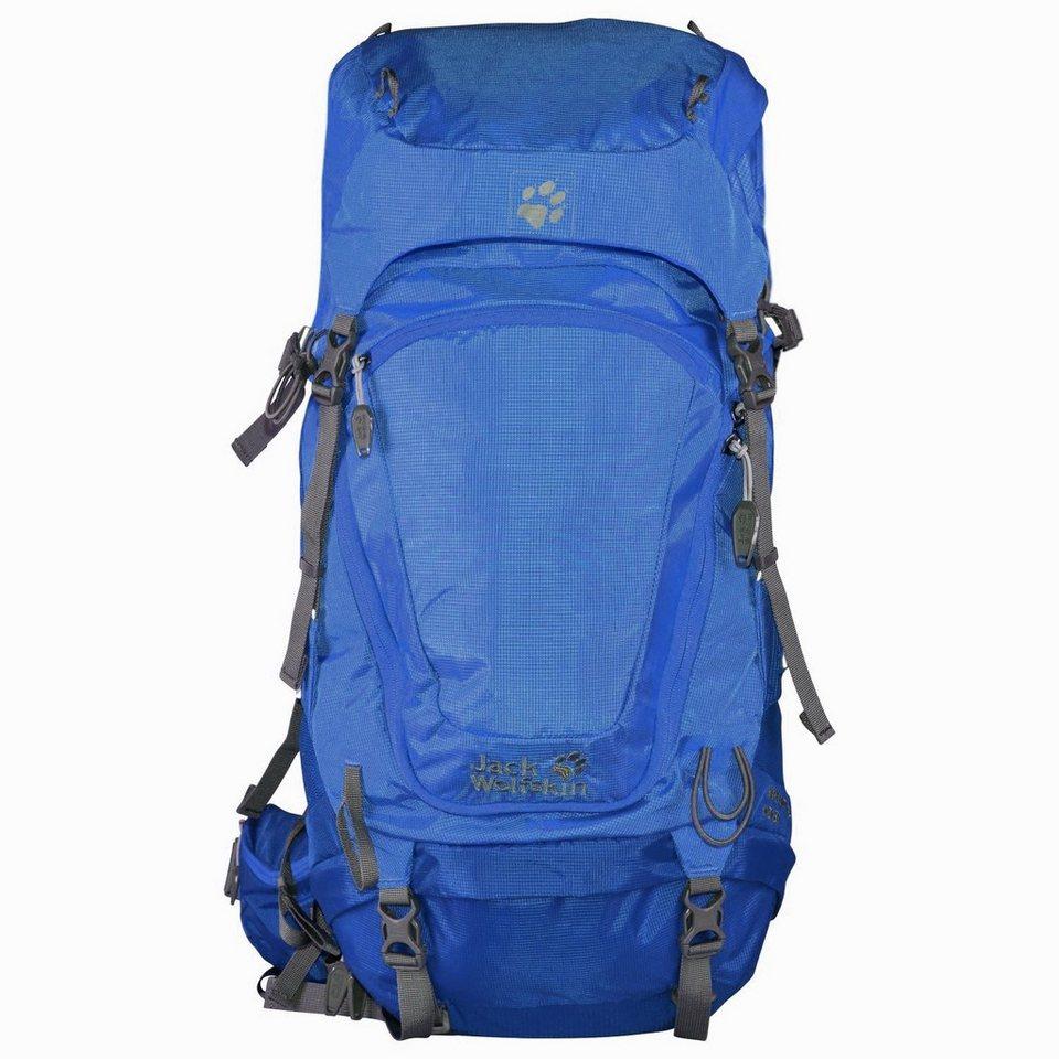 Jack Wolfskin Daypacks & Bags Highland Trail 34 Rucksack 65 cm in peacock blue