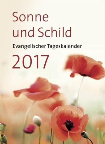 Kalender »Sonne und Schild 2017 Abreißkalender mit Rückwand«