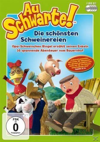 DVD »Au Schwarte! Die schönsten Schweinereien«