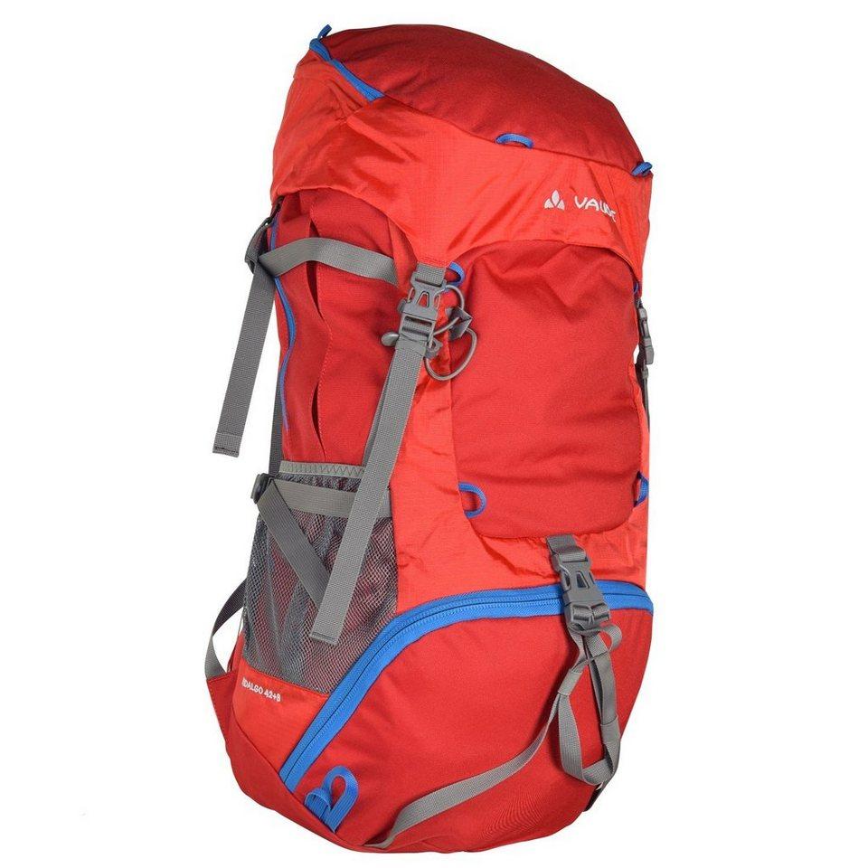 Vaude Trek & Trail Hidalgo 42+8 Rucksack 70 cm in indian red