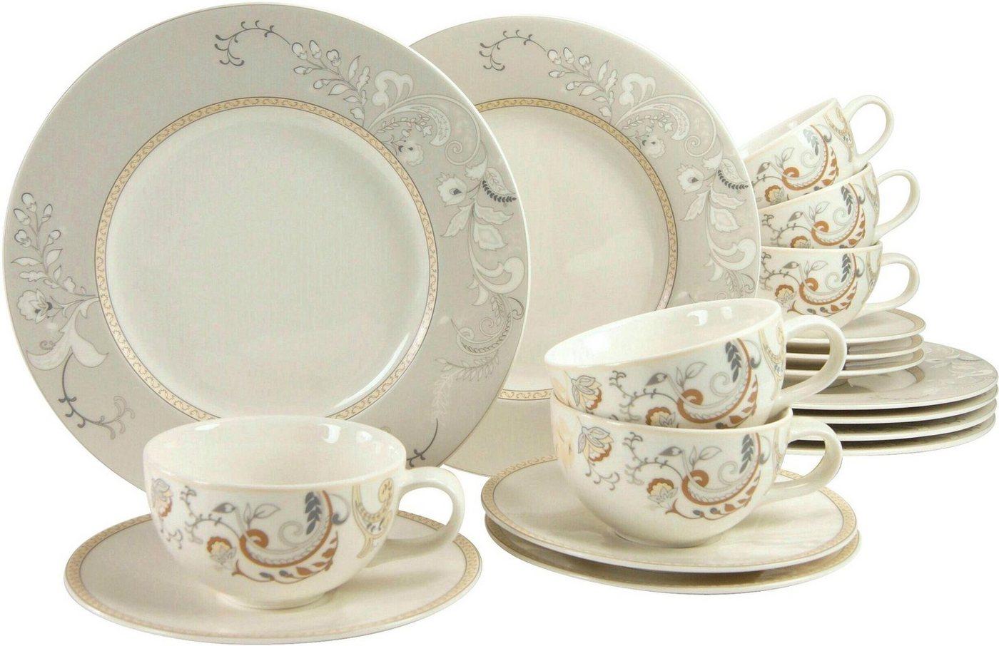 bone china tafelservice preisvergleiche erfahrungsberichte und kauf bei nextag. Black Bedroom Furniture Sets. Home Design Ideas