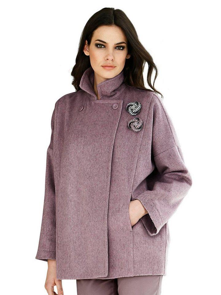Alba Moda Jacke in mauve