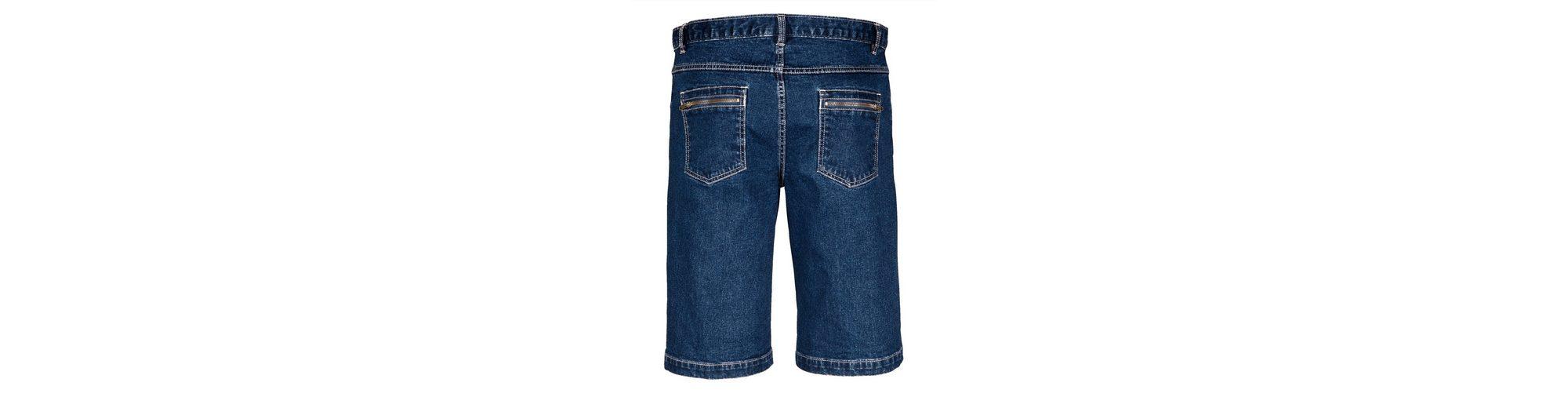 Babista Jeans-Bermuda mit verschließbaren Gesäßtaschen Rabatte Verkauf 2018 Unisex Große Überraschung Online vp3ZKRsjfA