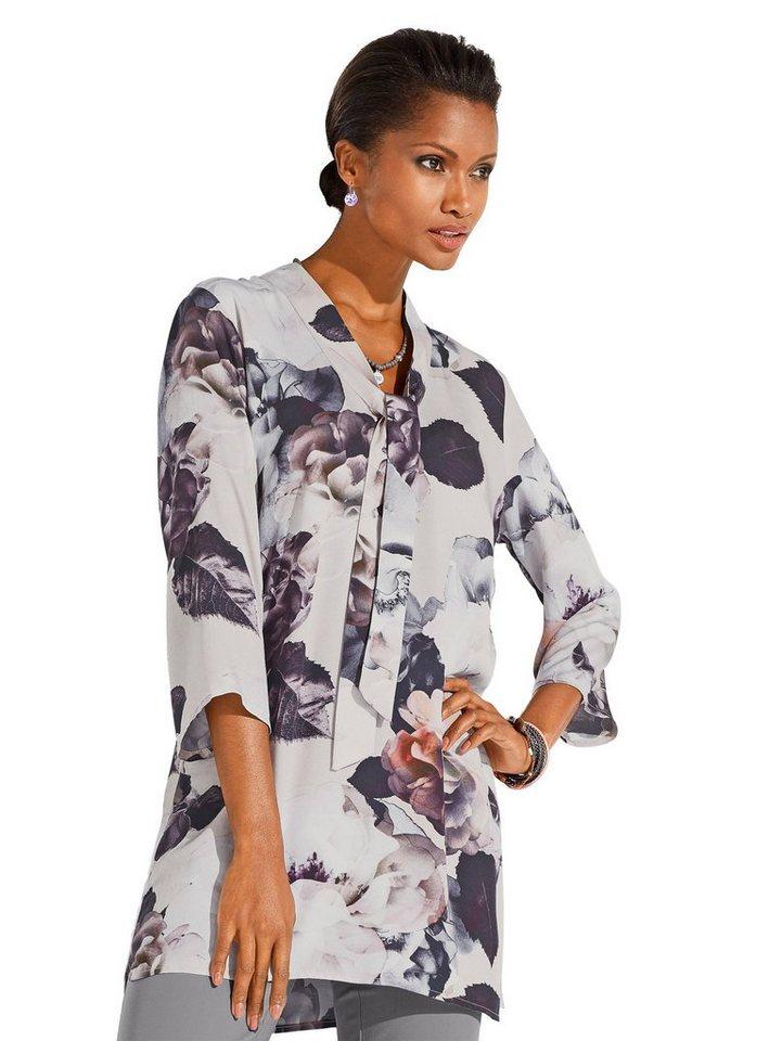 Alba Moda Longtunika mit modischem Print   Bekleidung > Tuniken   Alba Moda