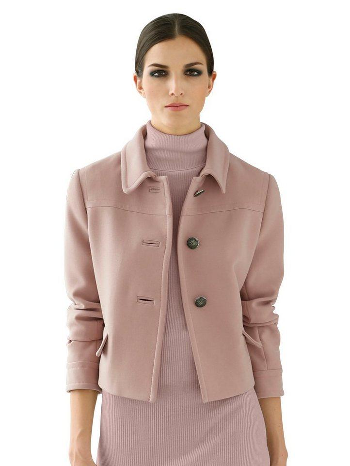 Alba Moda Blazer in rosé