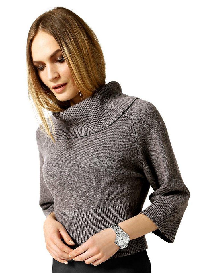 Alba Moda Pullover in taupe