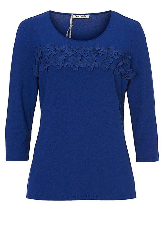 Betty Barclay Shirt in royal blau - Blau