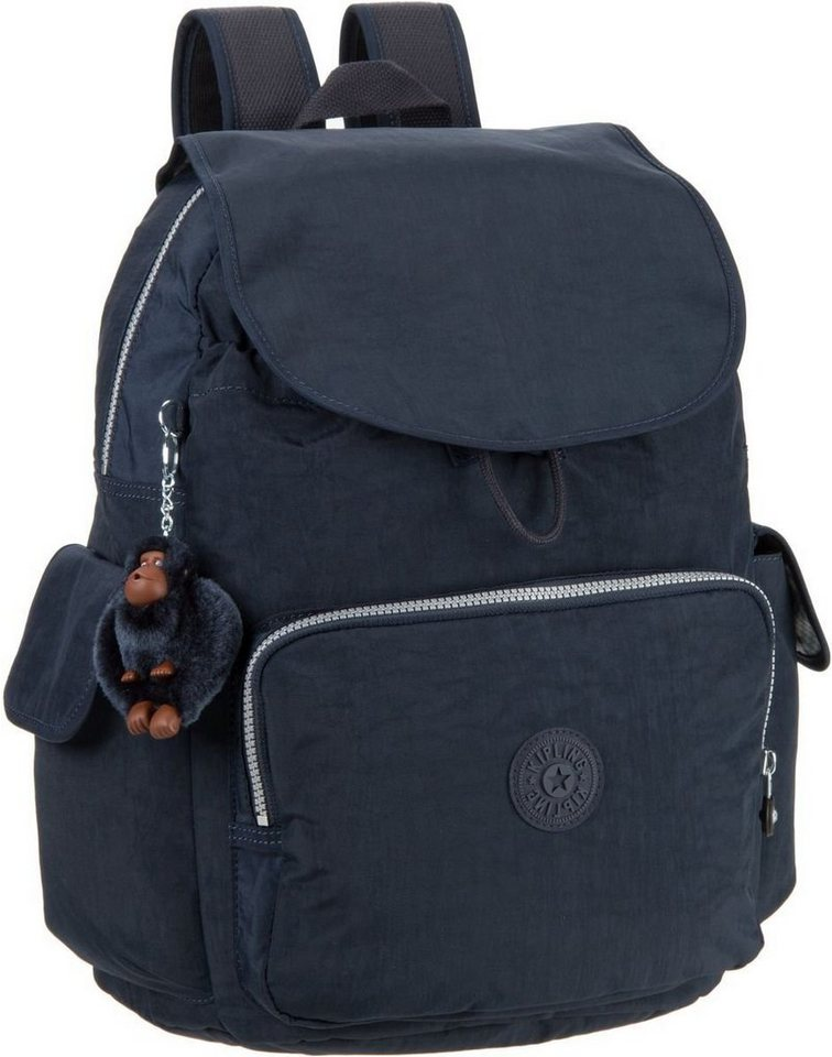 Kipling City Pack L in True Blue