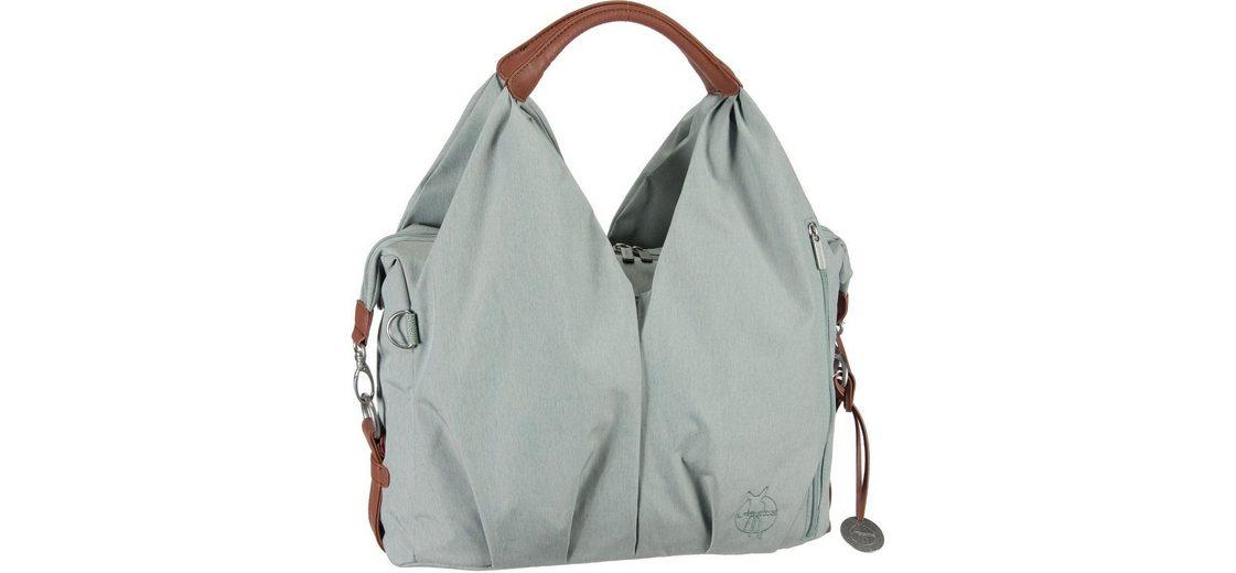 L盲ssig Wickeltasche Green Label Neckline Bag