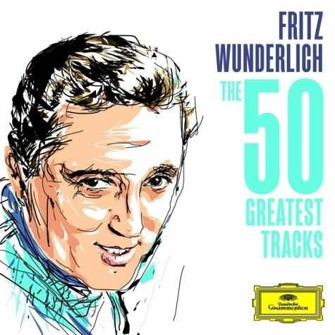 Audio CD »Fritz Wunderlich: Fritz Wunderlich: The 50...«