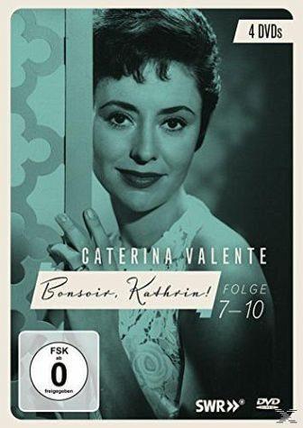 DVD »Caterina Valente - Bonsoir, Kathrin! Folgen 7...«