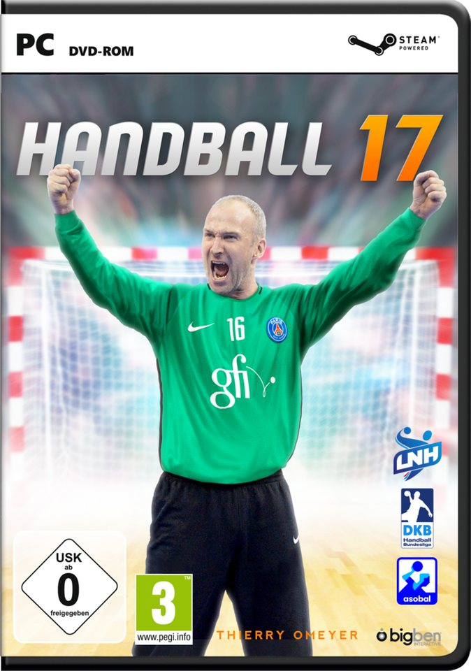 BIGBEN Handball 17 »(PC)«