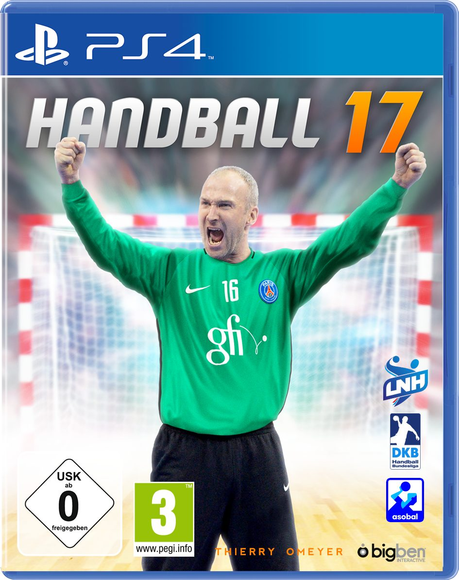 BIGBEN Handball 17 »PS4«