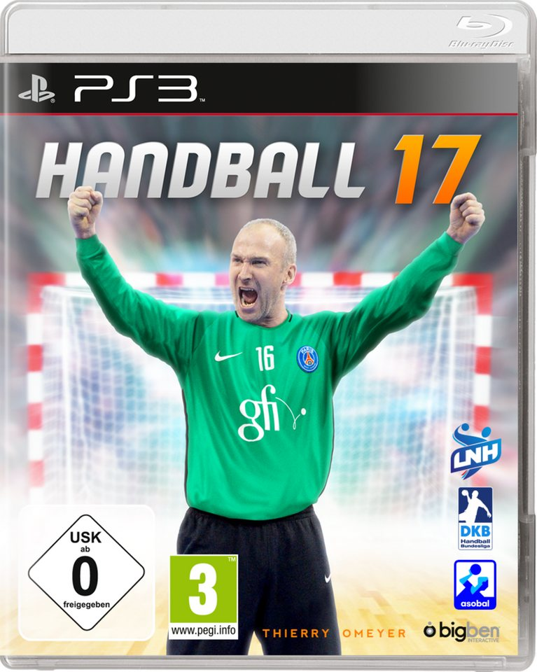 BIGBEN Handball 17 »(PS3)«