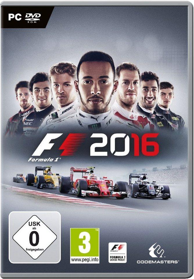 Koch Media F1 2016 »(PC)«