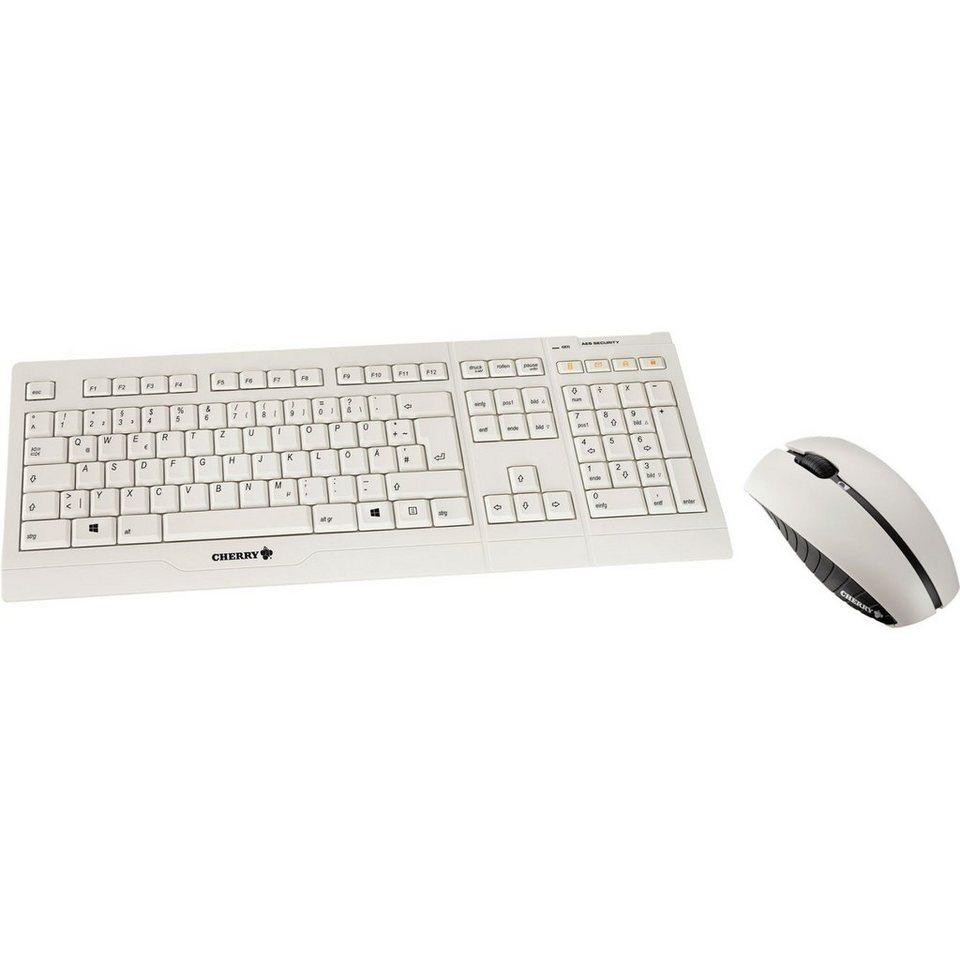 Cherry Tastatur »Cordless Desktop B.Unlimited AES«