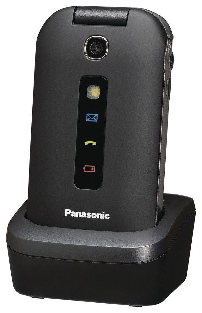 Panasonic Einfaches Klapphandy mit Farbdisplay »KX-TU339«