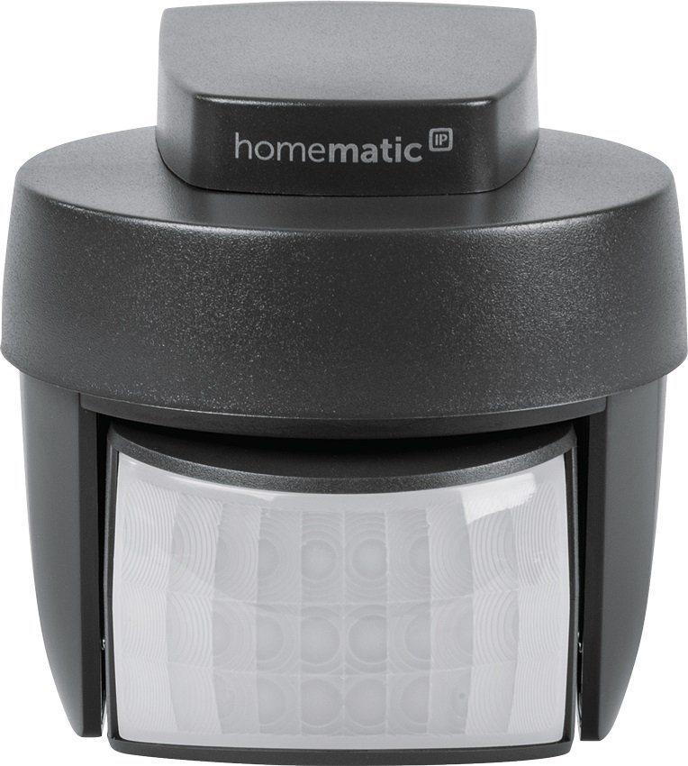 Homematic IP - Smart Home - Sicherheit & Komfort »Bewegungsmelder - außen« in grau