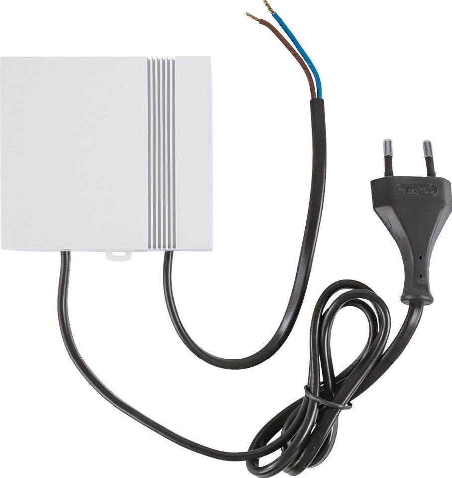 Homematic IP - Smart Home - Energie & Komfort »Trafo für Fußbodenheizungsaktoren« in weiss