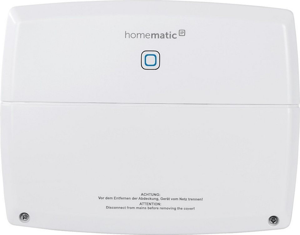 Homematic IP - Smart Home - Energie & Komfort »Multi IO Box« in weiss