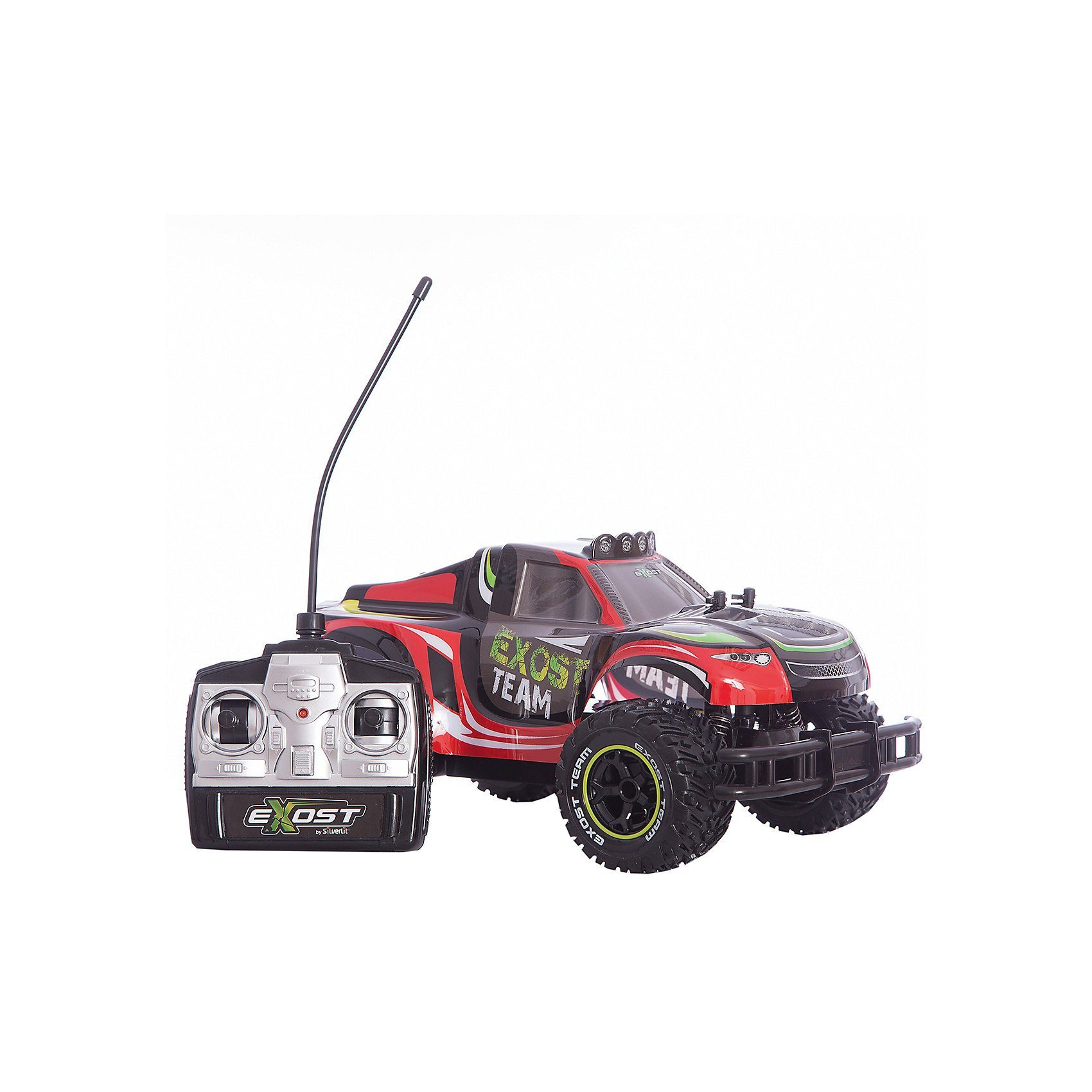 Silverlit RC Fahrzeug Exost Super Wheel Truck 1:12