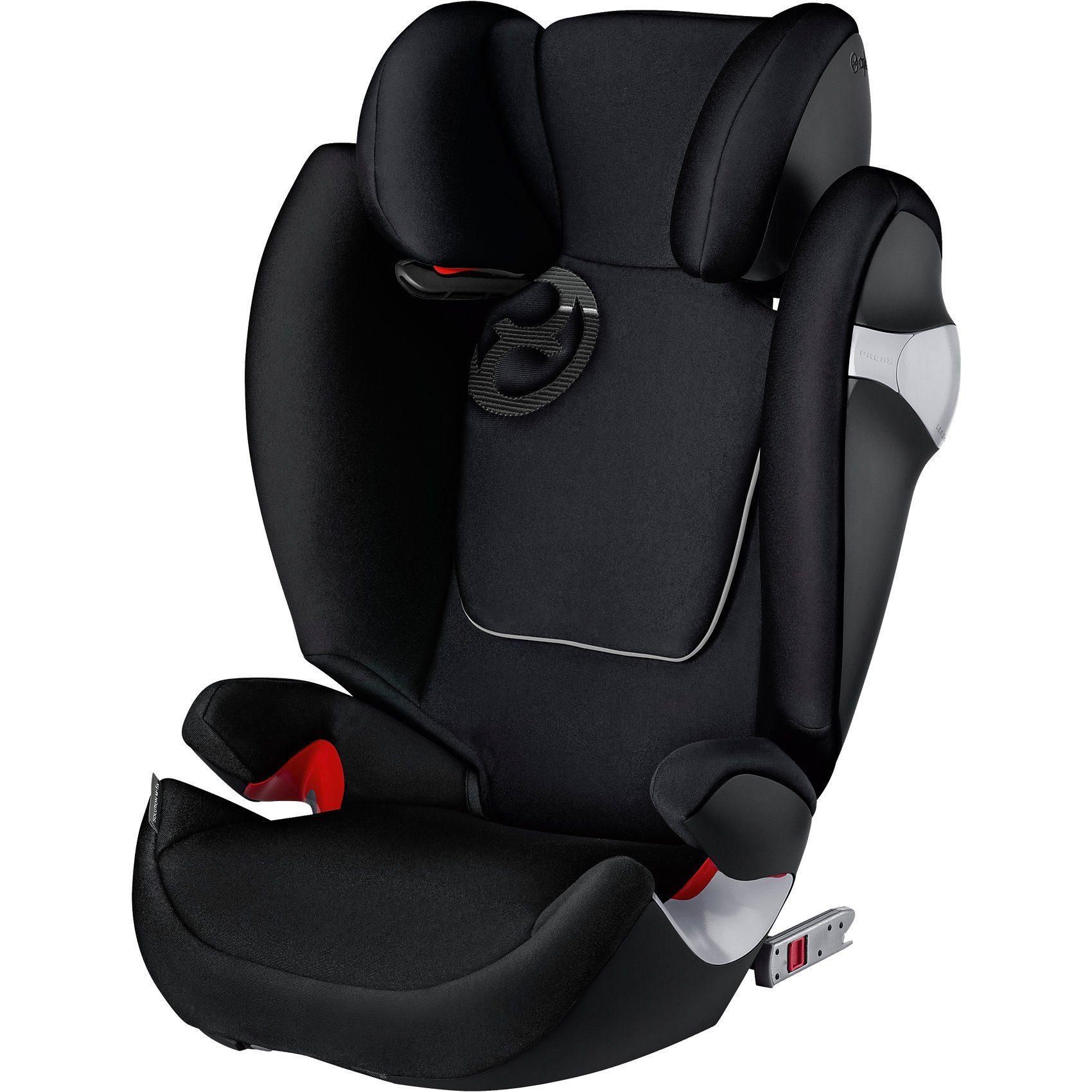 Cybex Auto-Kindersitz Solution M-Fix, Gold-Line, Stardust Black-Bl