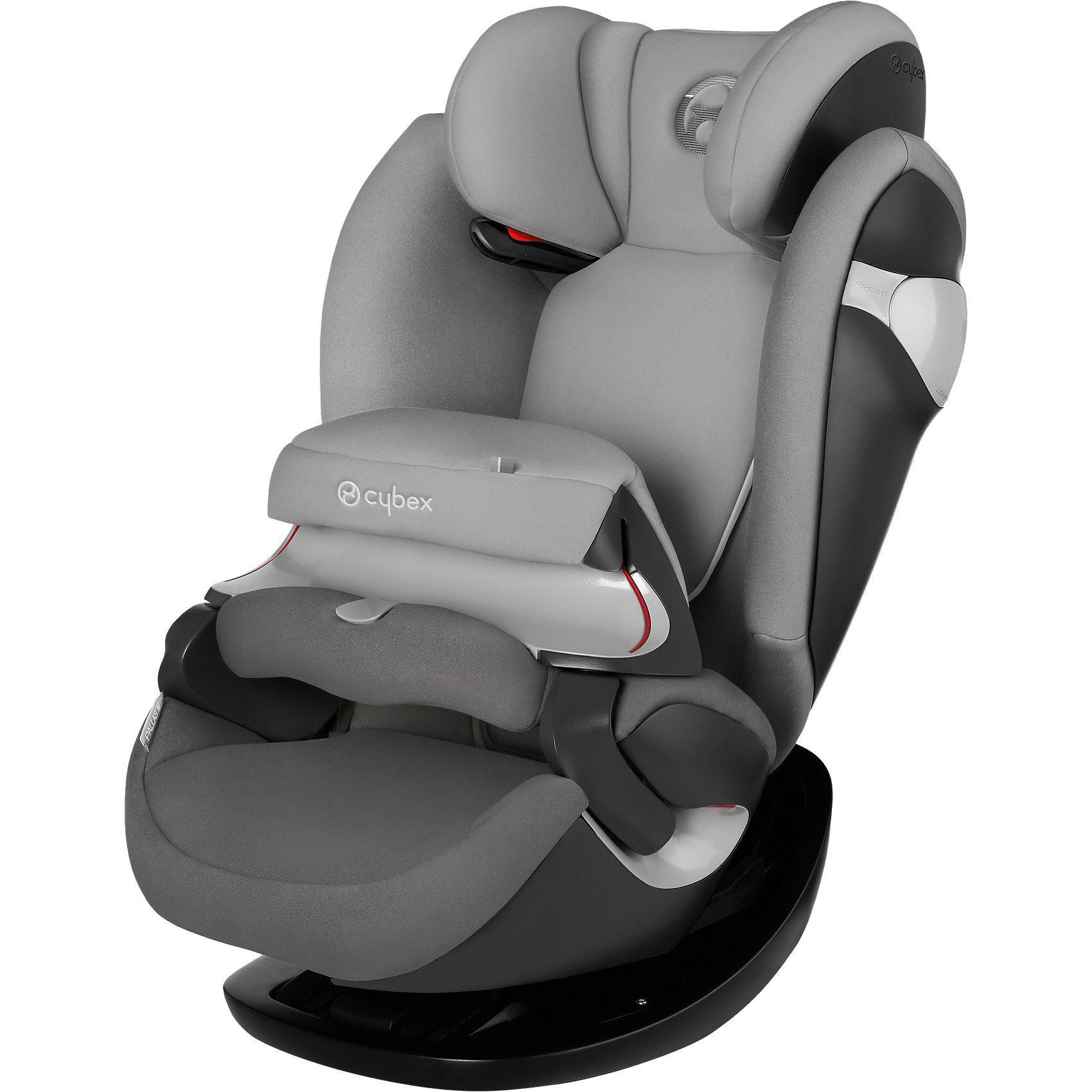 Cybex Auto-Kindersitz Pallas M, Gold-Line, Manhattan Grey-Mid Grey