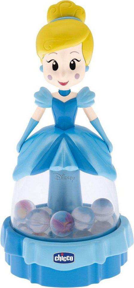 Chicco® Brummkreisel, »Disney baby, Disney Princess Cinderella Kreisel« in blau