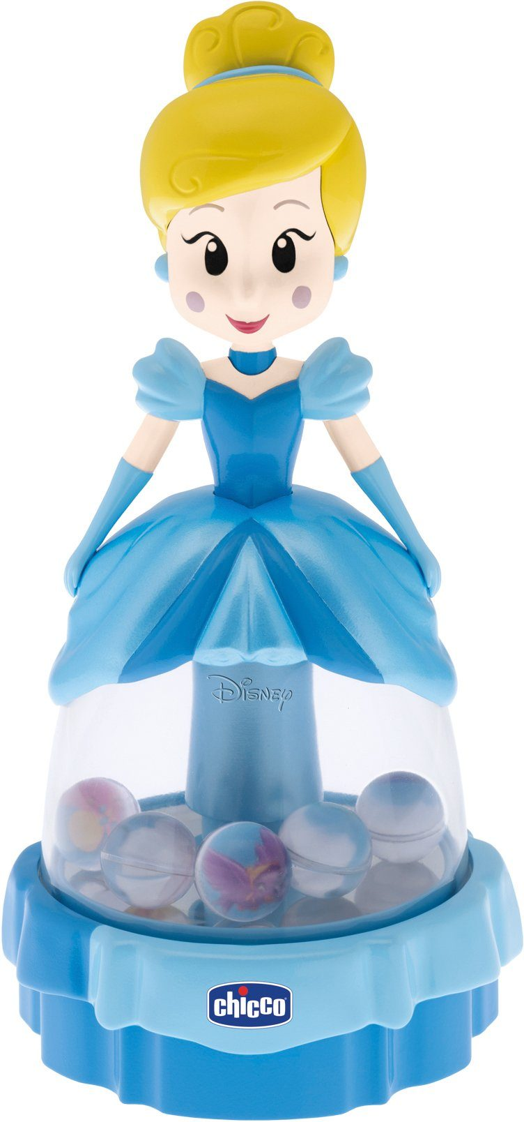 Chicco® Brummkreisel, »Disney baby, Disney Princess Cinderella Kreisel«