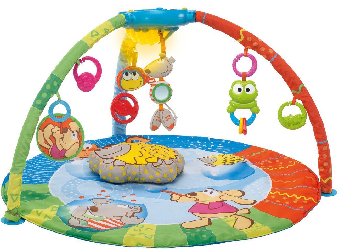 Chicco® Krabbeldecke mit Spielbogen, »Activity Spieldecke«