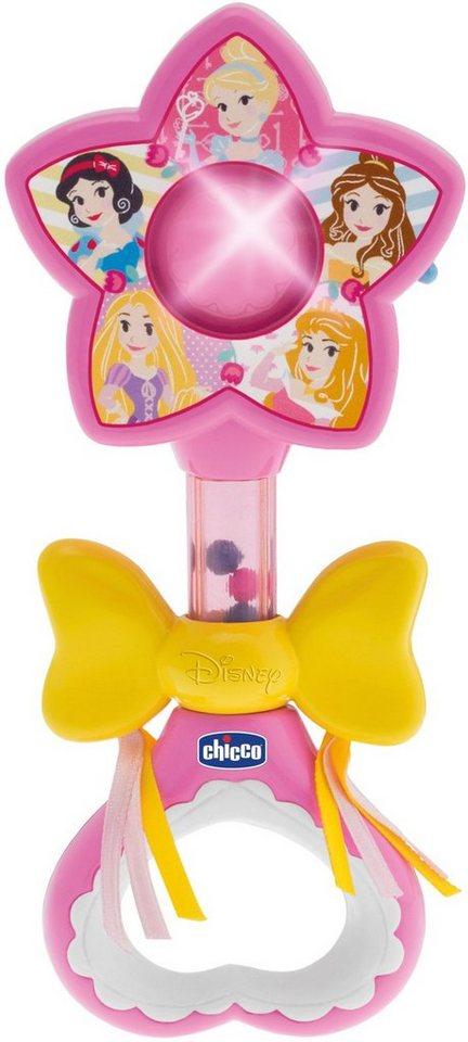 Chicco® Elektronisches Spielzeug mit Bewegungssensor, »Disney baby, Disney Princess Zauberstab« in rosa