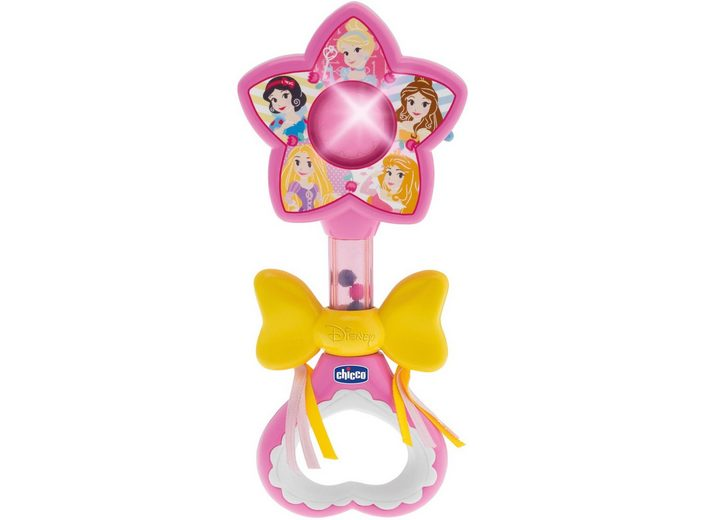 Chicco® Elektronisches Spielzeug mit Bewegungssensor, »Disney baby, Disney Princess Zauberstab«